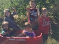Kids Apple Picking at Arrowhead Orchards