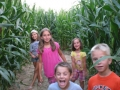Corn Maze at Beriswill Farms