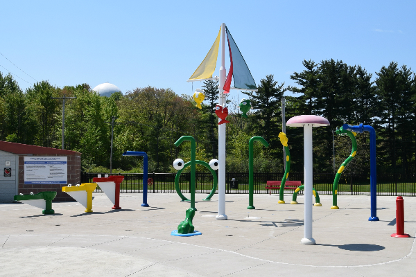 Broadview Heights Sprayground