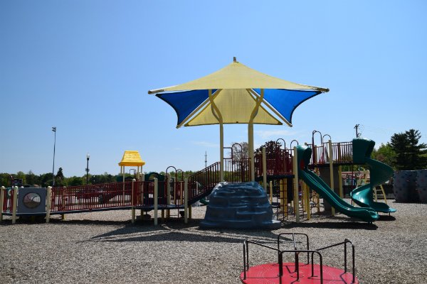 FUn Playground in Broadview Heights Ohio