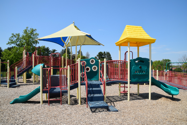 Toddler Playground Broadview Heights Park