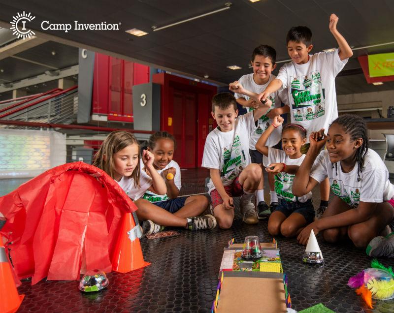 Amazing Summer Camp Ohio Camp Invention