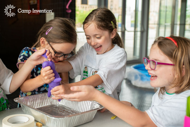 Farm Tech Camp at Camp Invention Ohio