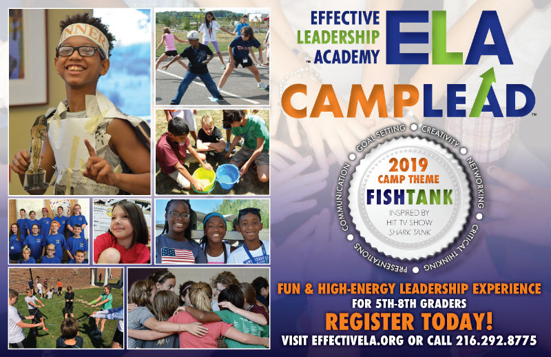 2019 Summer Camp - Camp Lead Ohio