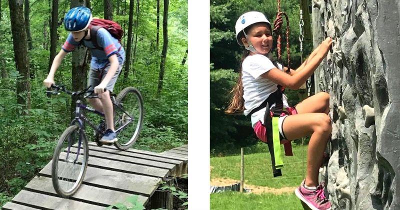 Outdoor Adventure at Camp Roosevelt Firebird Summer Camp Ohio