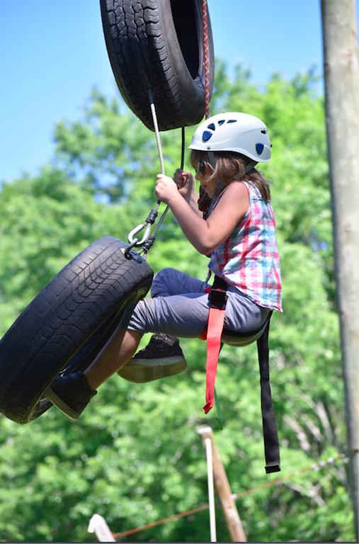 Outdoor Adventure at Camp Roosevelt Firebird Ohio