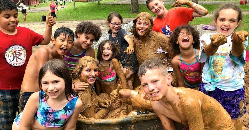 Making Lifelong Friends at Summer Camp Roosevelt Firebird Ohio