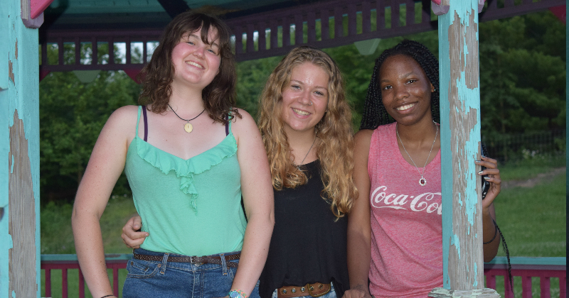 Summer Camp Ohio Camp Roosevelt Firebird