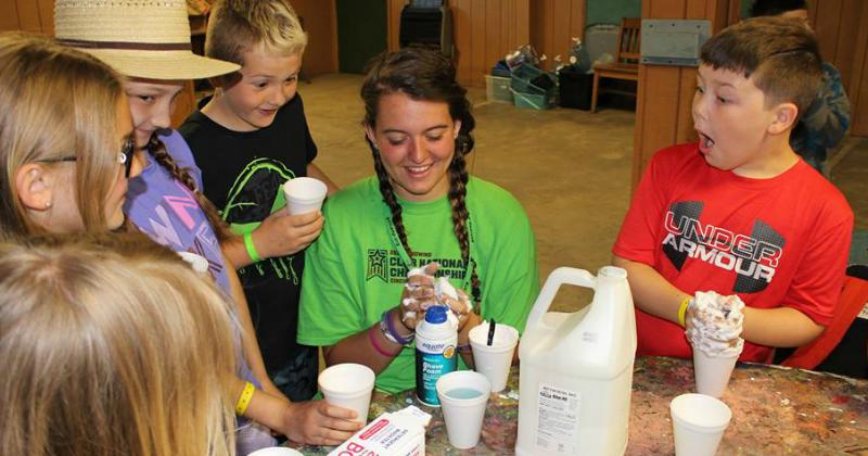 Summer Camp Akron Ohio YMCA