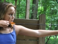 Archery at Camp for Kids