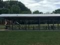 Pavilion Cascade Park Hudson Ohio