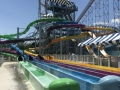 Cedar Point Shores New Water Slide