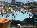 Cedar Point Shores Splashpad and Water Slides for Young Kids