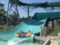 Cedar Point Shores Water Park Family Raft Slide