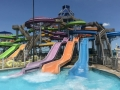 Cedar Point Shores Water Slides