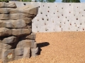 Rock-Wall-at-Central-Park-in-Green-Ohio