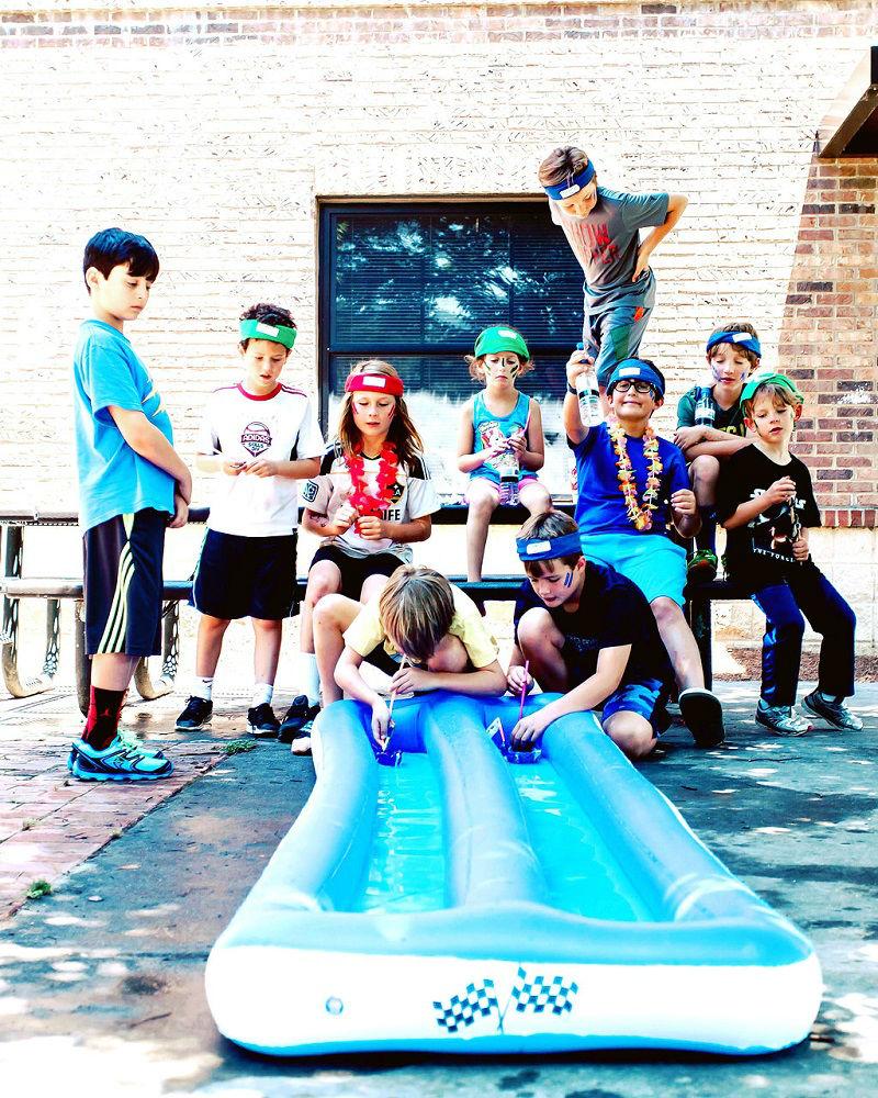 Challenge Island Summer STEAM Camp
