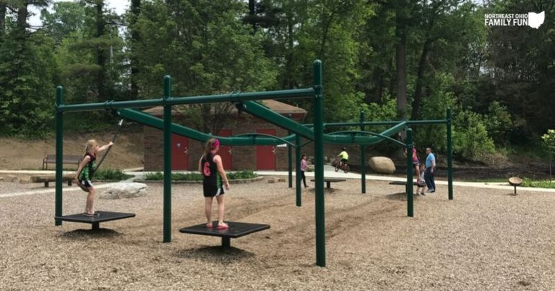 Christmas-Run-Park-Wooster-Ohio-Play-ground
