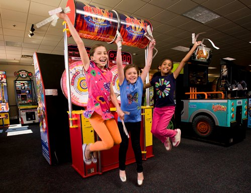 Game Prizes and More at Chuck E Cheese