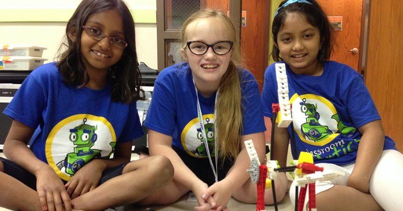 Robotics Summer Camp Ohio Classroom Antics