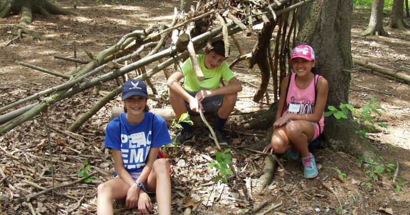 OUtdoor Adventure Cuyahoga Valley Environmental Education Center Junior Ranger Summer Camp