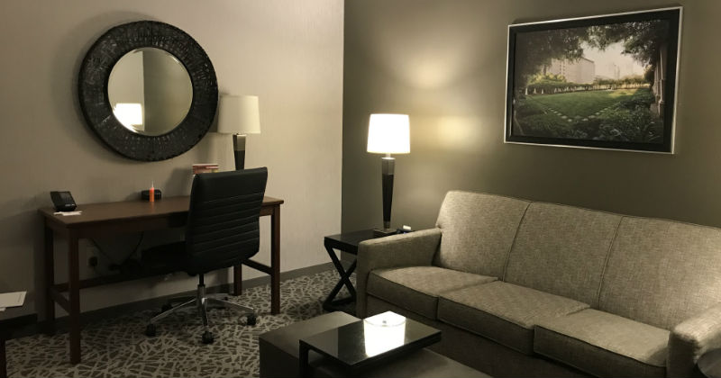 Drury-Inn-Suite-Living-Area