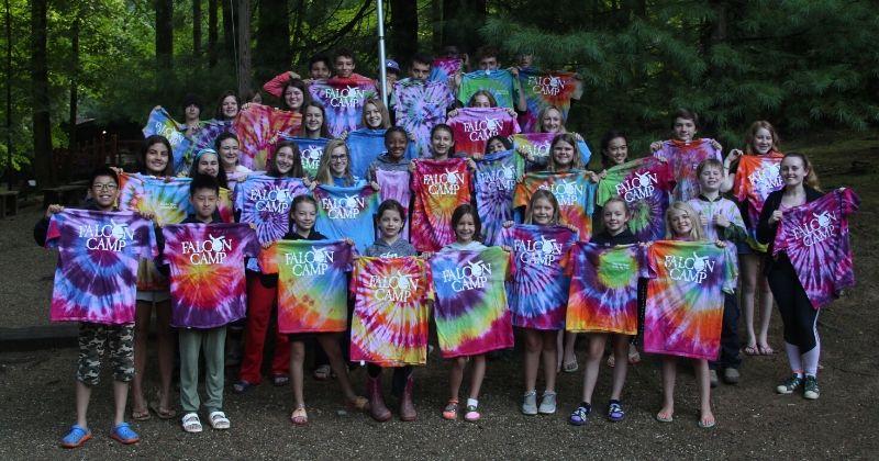 Roasting Marshmallows Summer Camp Falcon Camp
