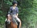 Horseback Riding Ohio Falcon Camp