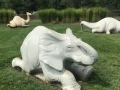 Animal-Statues-at-Glen-meadow-Park-Twinsburg-Ohio