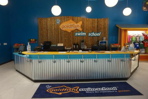 Entrance Goldfish
