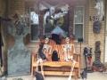 Halloween Display Warren Ohio