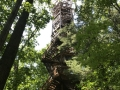 Tower at Holden Arboretum Ohio