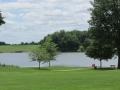 Large Fishing Lake Hubbard Valley Park Medina