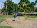 Swingset at Hudson Springs Park