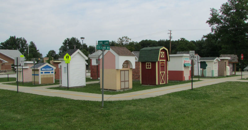 Ride Your Bike at Safety Village Stow Ohio