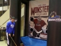 Games in the Kids Area at Lake Erie Monsters Hockey