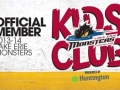 Lake Erie Monsters Kids Club