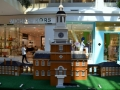 Independance Hall made from LEGOs