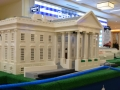 White House made out of LEGOs