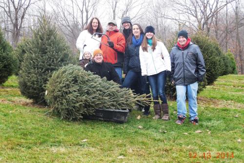 Manners Christmas Tree Farm