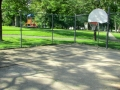 Basketball at Memorial Park Playground in Medina Ohio