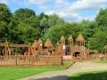 Memorial Park JUMP Playground Medina Ohio