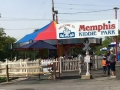 Outside of Memphis Kiddie Park and Parking Lot