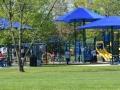 Memorial Park in North Royalton