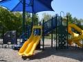 North Royalton Memorial Park Playground Ohio
