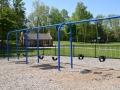 Swings North Royalton Memorial Park Ohio