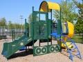 Toddler Play Area North Royalton Memorial Park
