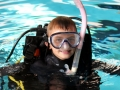 Learning to Snorkle at Summer Camp Old Trail School