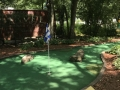 Shaded Mini Golf Course