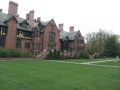 Back of House at Stan Hywet